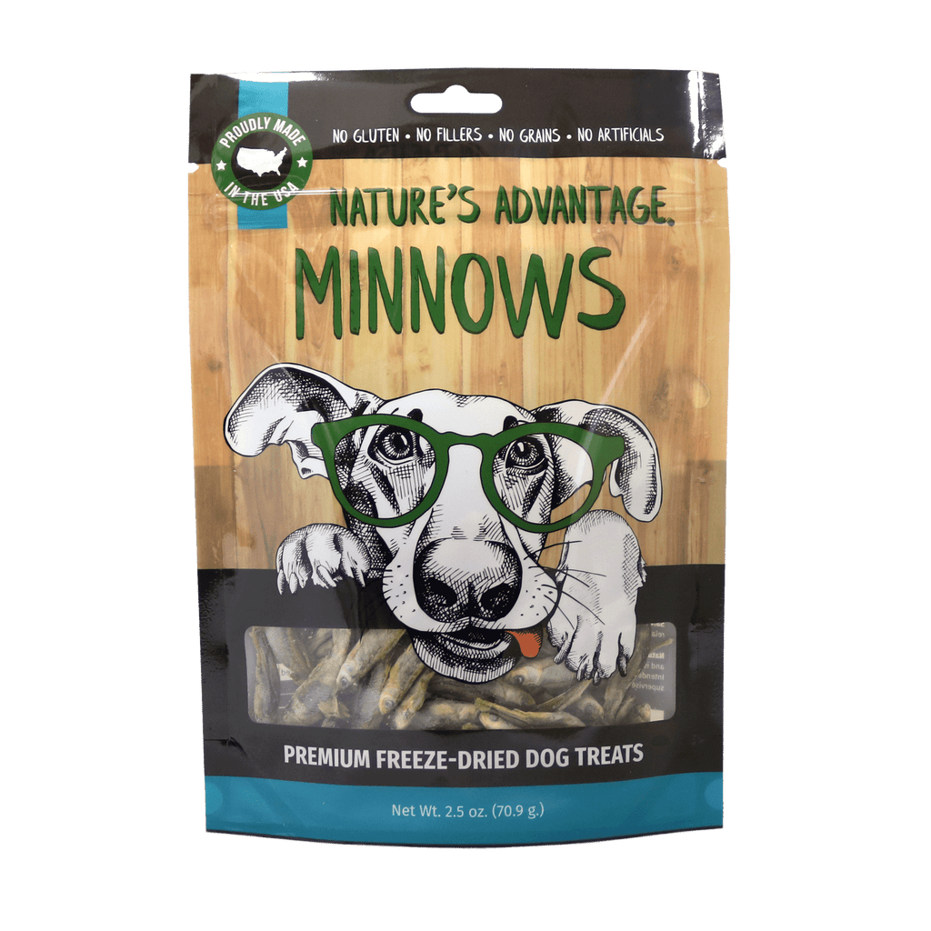 Minnows Grain Free Dog Treats