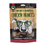 Chicken Heart Dog Treats