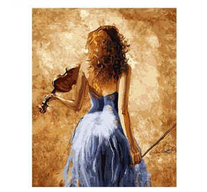 Violin Music by Women