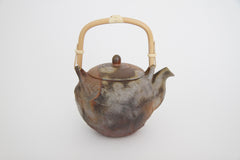 ISHIME Tea Pot with CANE Handle LC 201