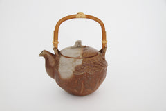 ISHIME Tea Pot with CANE Handle LC 202
