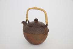 ISHIME Tea Pot with CANE Handle LC 203