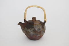 ISHIME Tea Pot with CANE Handle MC 402