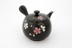 TOKONAME Tea Pot Sakura Large
