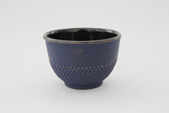 NAMBU Teacup ARARE China Blue