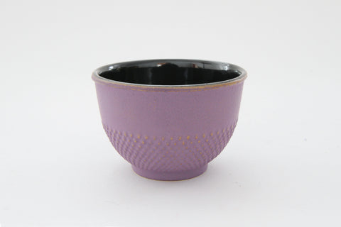 Teacup ARARE Purple Gold