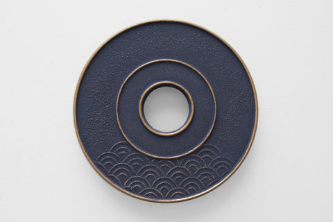 Trivet WAVE China Blue