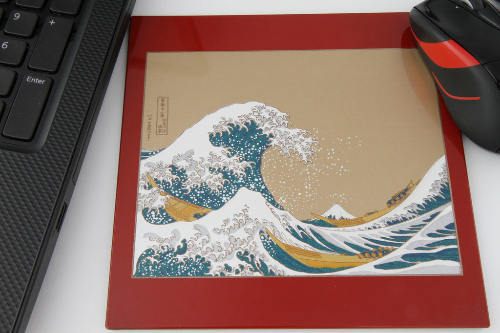 The Great Wave Mouse Pad