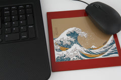 YAMANAKA The Great Wave Mouse Mat
