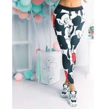 Load image into Gallery viewer, 3D Mickey Women Leggings Stretchy Fitness Leggings