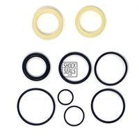 "FOX / BILSTEIN / ICON / WALKER 2.0 AIR BUMP / AIR SHOCK SEAL REBUILD  KIT 1 1/4"" SHAFT"