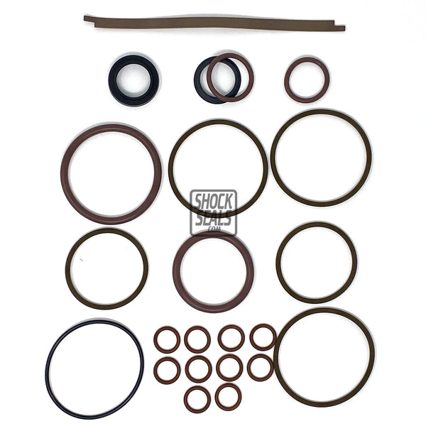 "FOX 3.0 VITON BYPASS SEAL KIT 1"" SHAFT 2 1/2"" & 3"" RESERVOIR"
