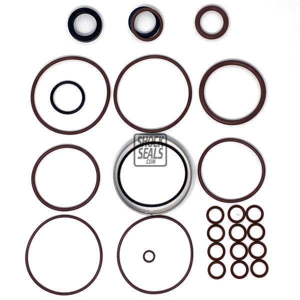 "FOX 3.5 VITON BYPASS SEAL KIT 1.00"" SHAFT"