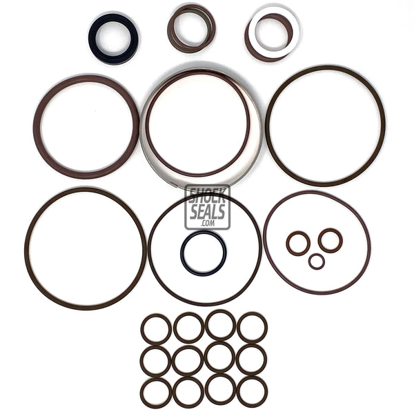"FOX 4.0 VITON BYPASS SEAL KIT 1 1/8"" SHAFT"