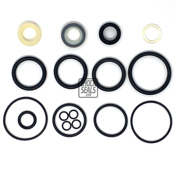 "KING 2.0 / 2 1/2"" PRERUNNER SERIES BUNA SEAL KIT 3/4"" SHAFT 2"" RESERVOIR"