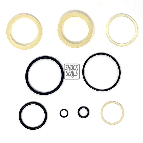 "FOX / KING 2 1/2"" AIR SHOCK / BUMPSTOP SEAL REBUILD  KIT 1 5/8"" SHAFT"
