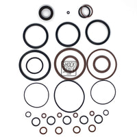 "KING 3.5 RACE SERIES SEAL KIT W/ 1"" SHAFT STANDARD & FIN RESERVOIR"