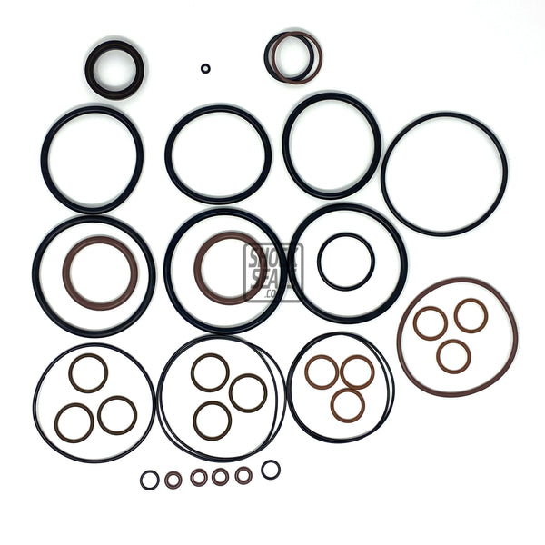 "KING 4.0 RACE SERIES SEAL KIT W/ 1 1/4"" SHAFT STANDARD & FIN RESERVOIR"