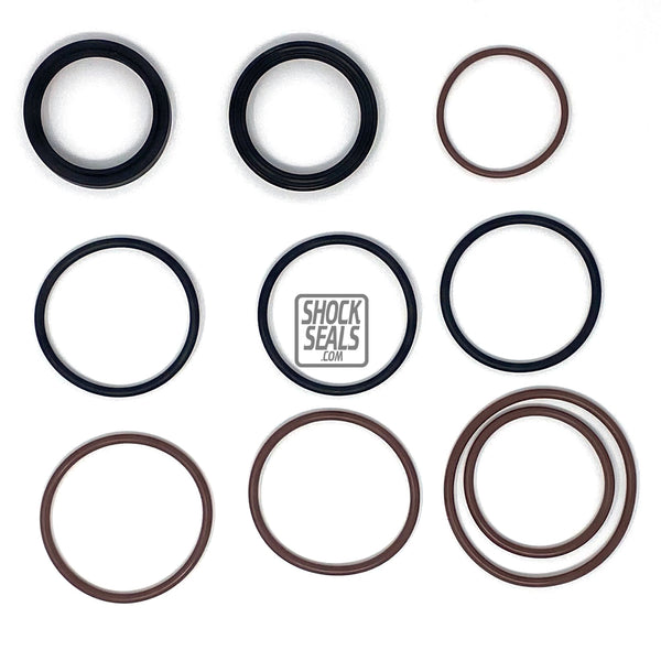 "SWAY-A-WAY 2.5"" AIR BUMP SEAL KIT W/ 1.63"" SHAFT"
