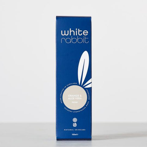 White Rabbit Skincare Orange & Aloe Vera Toner 100ml