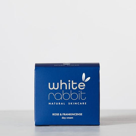 White Rabbit Skincare Rose & Frankincense Day Cream 100ml