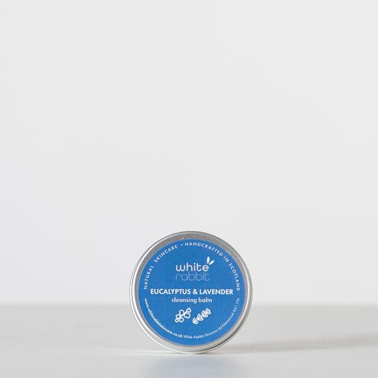 White Rabbit Skincare Eucalyptus & Lavender Cleansing Balm 30ml