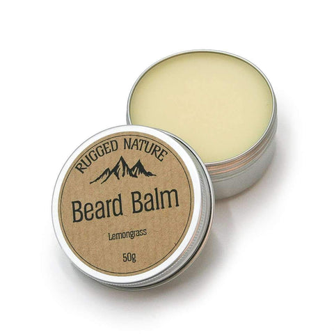 Rugged Nature Beard Balm 50g