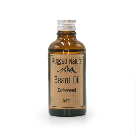 Rugged Nature Beard Oil 50ml