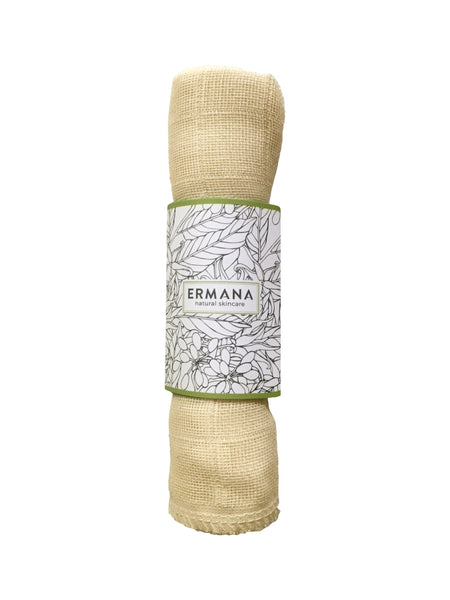 Ermana Organic Muslin Face Cloth