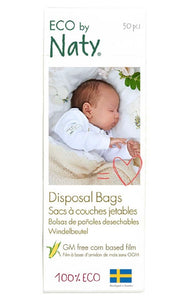 Eco by Naty Disposal Nappy Bags
