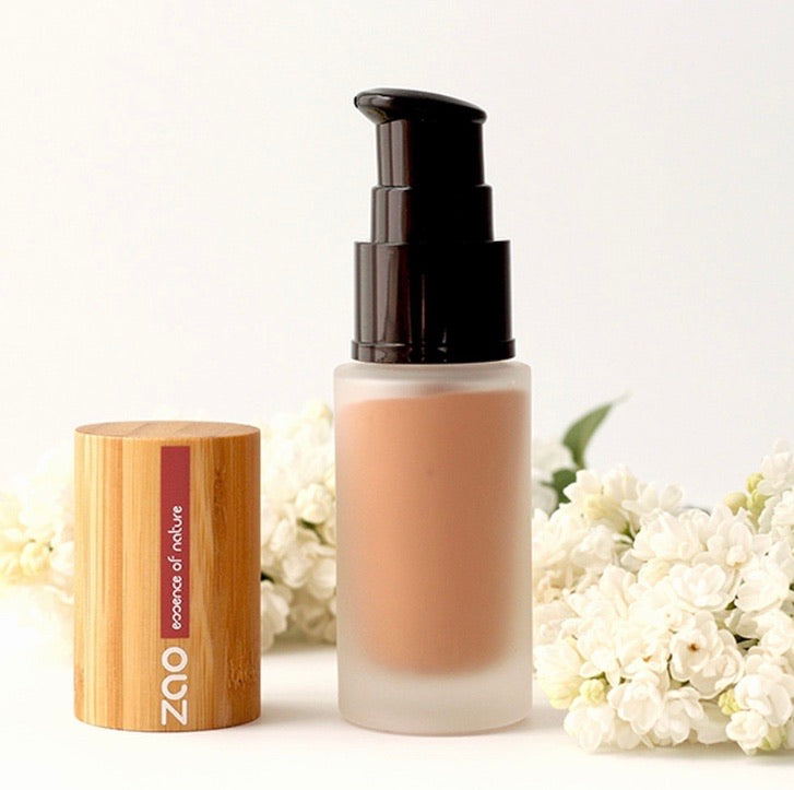 ZAO Silk Fluid Foundation