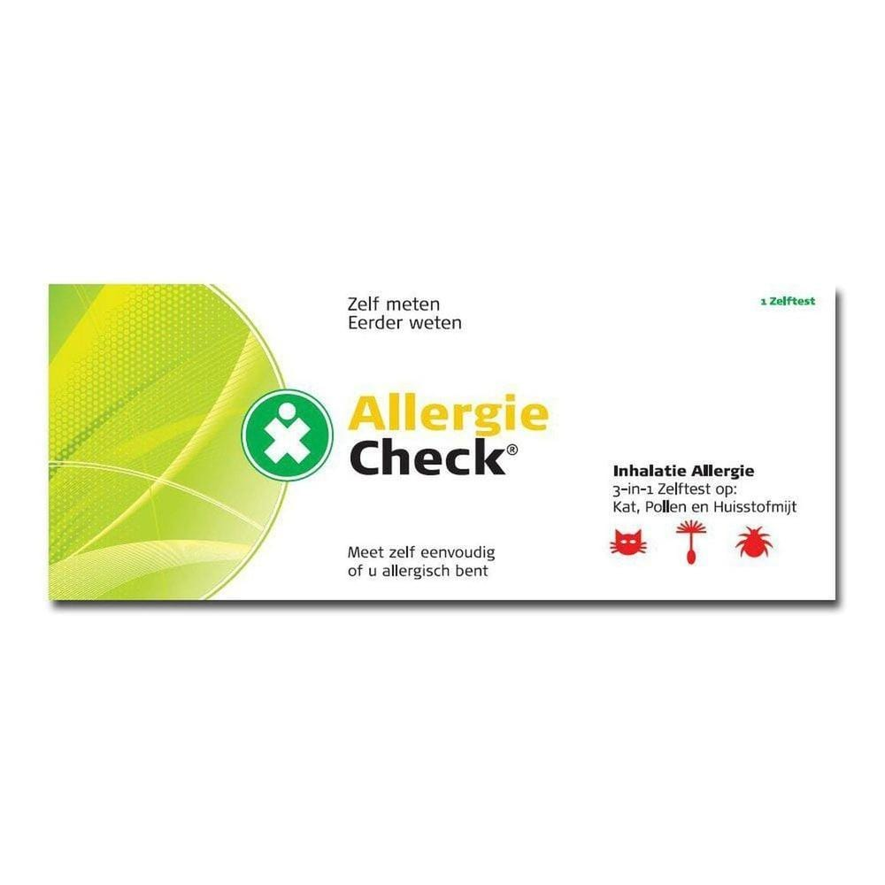 Allergie-Check 3-in-1