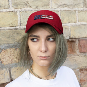 Flag MAGA Embroidered