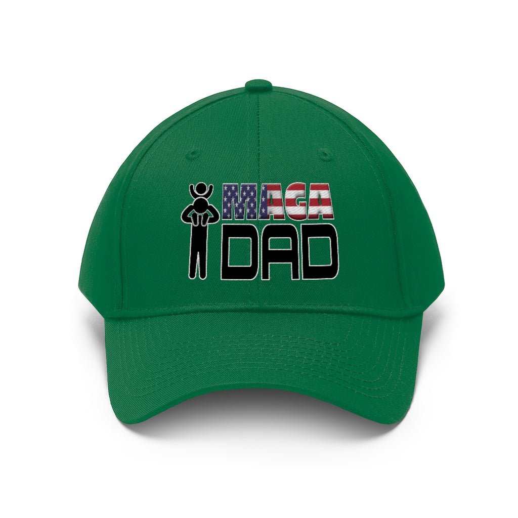 MAGA Dad cap - Embroidered