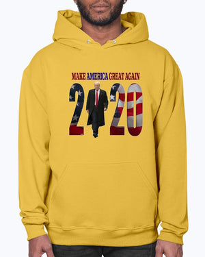 MAGA Jerzees 50/50 Hoodie for Men and Women