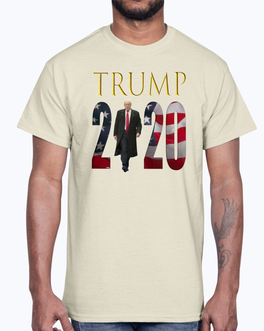 """The Boss"" TRUMP 2020 Gildan Ultra Cotton T-Shirt for Men/Women"