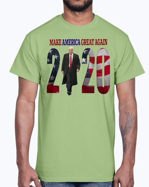 """The Boss"" MAGA 2020 Gildan Ultra Cotton T-Shirt for Men/Women"