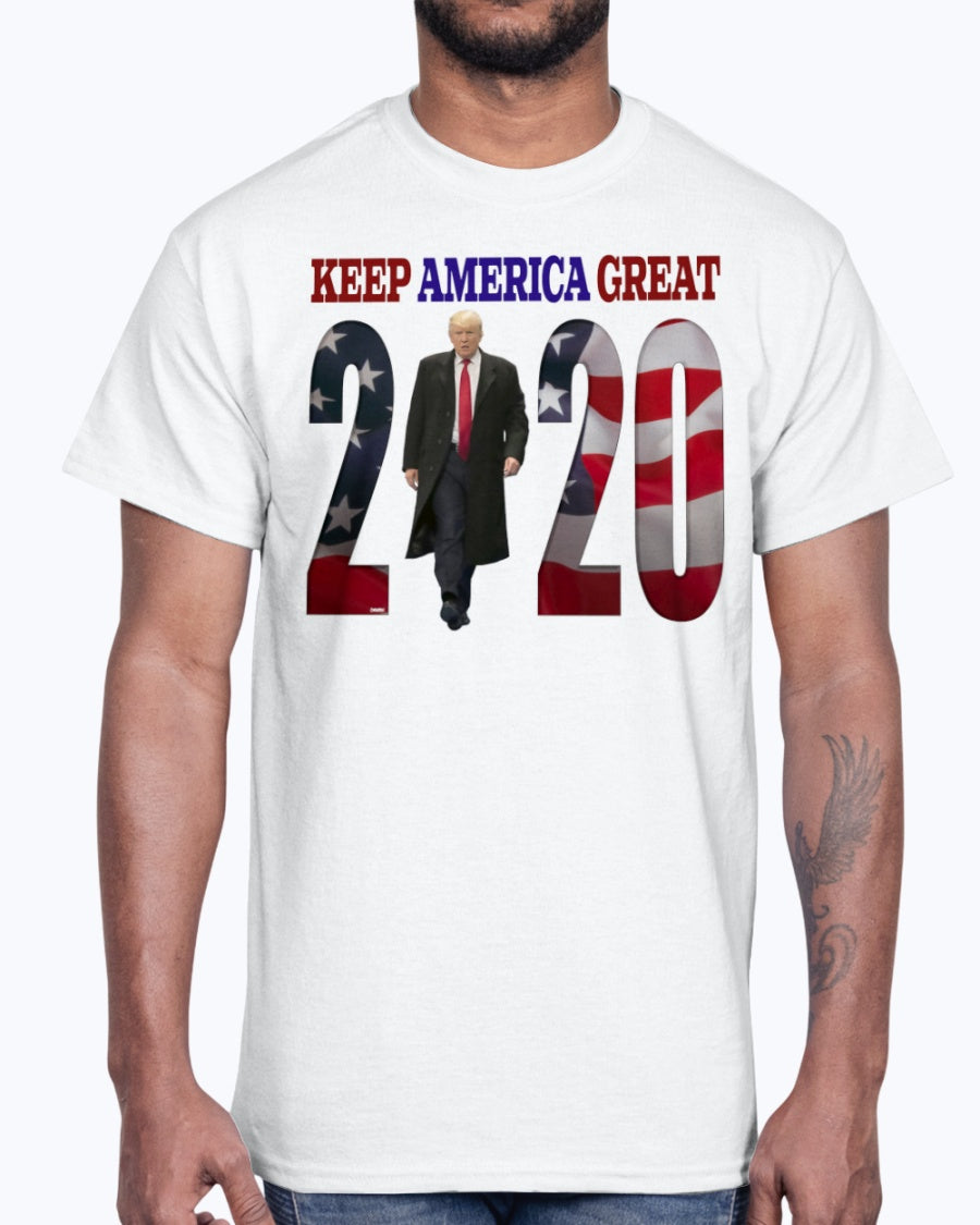 """The Boss"" KAG 2020 Gildan Ultra Cotton T-Shirt for Men/Women"