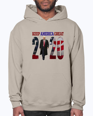 KAG Jerzees 50/50 Hoodie for Men and Women