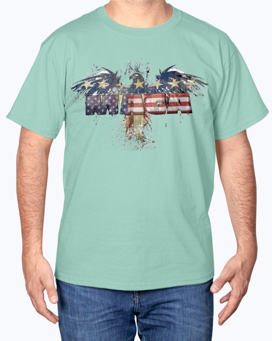 MAGA Eagle T-Shirt for Men and Women