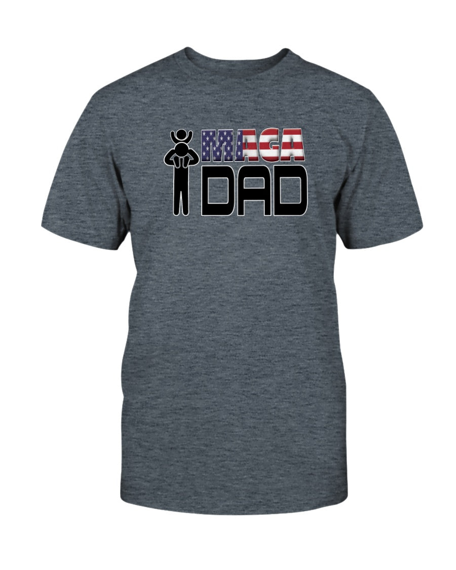 MAGA DAD Gildan T-shirt