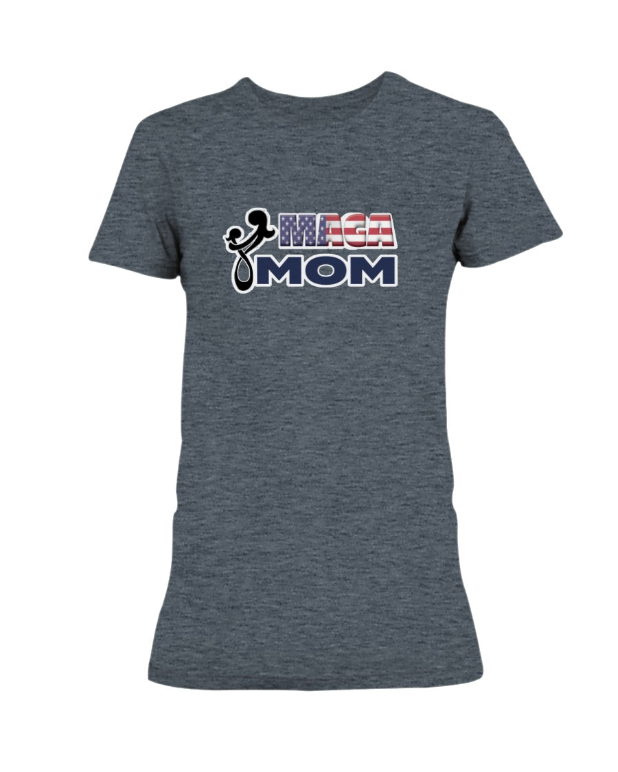 MAGAMom Ultra Ladies T-Shirt