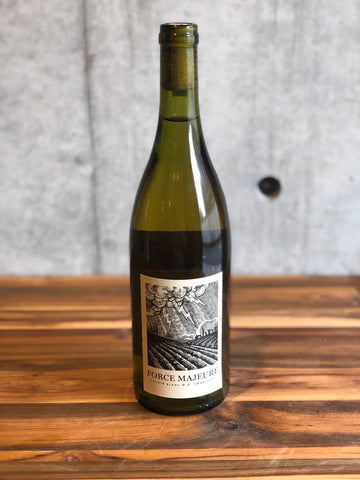 Mother Rock-Force Majeure Chenin Blanc2018