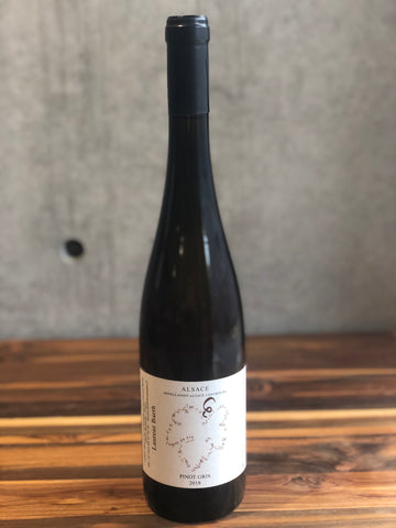Laurent Barth/Pinot Gris  AOC Alsace 2018