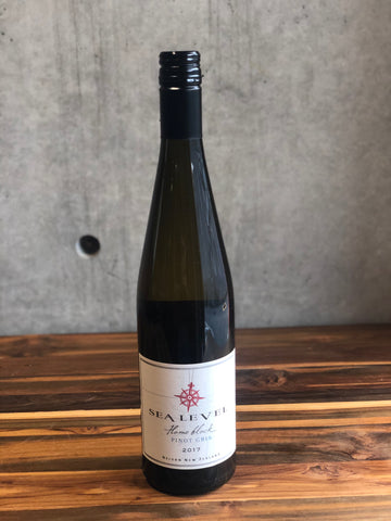 SEA LEVEL/Home Block Pinot Gris 2017