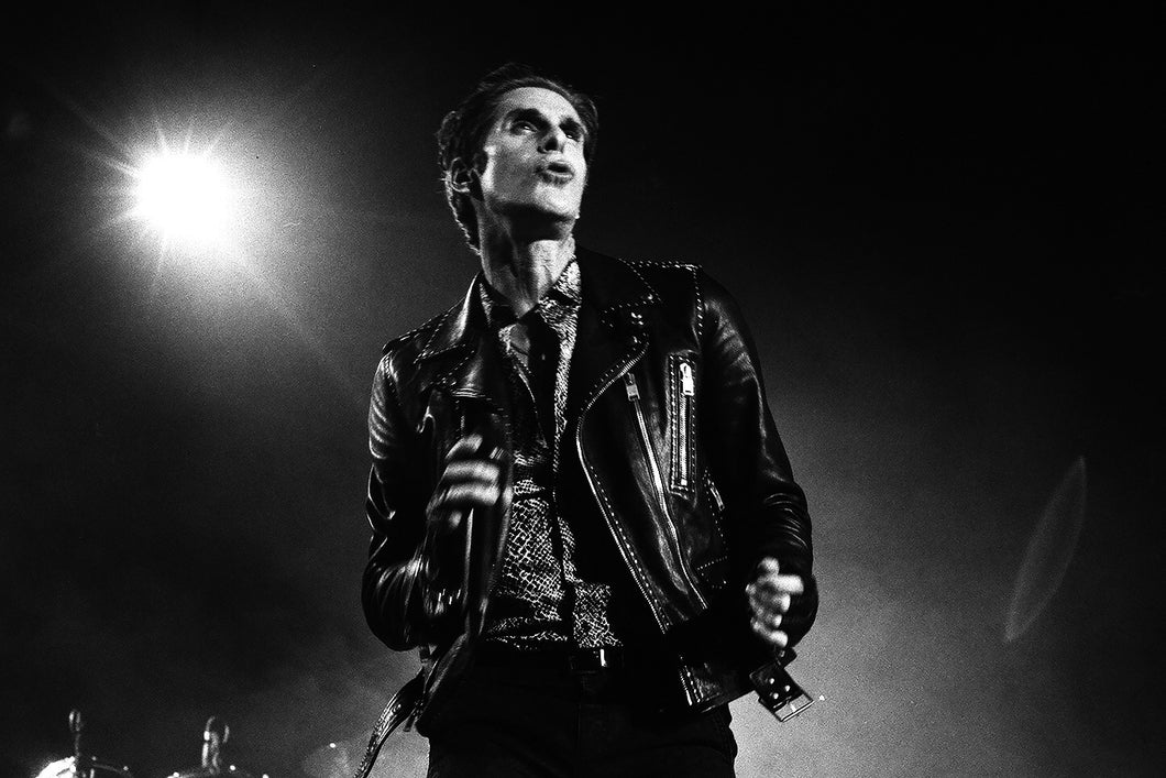 Perry Farrell (2) 8x10 loose print