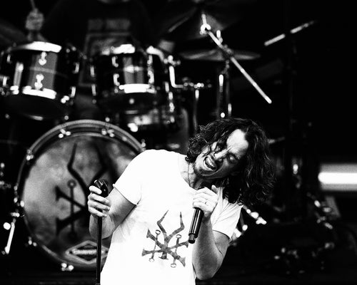 Chris Cornell (3) 8x10 loose print