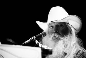 Leon Russell 8x10 loose print
