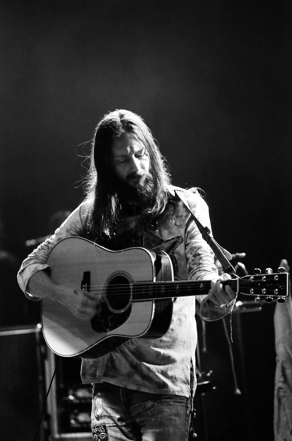 Chris Robinson (3) 8x10 loose print