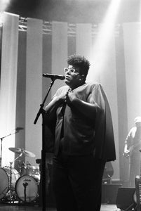Brittany Howard 8x10 loose print